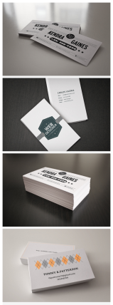12PT FULL COLOR BUSINESS CARDS WITH UV